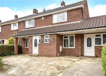 Thumbnail 4 bed end terrace house for sale in Duncroft, Windsor, Berkshire