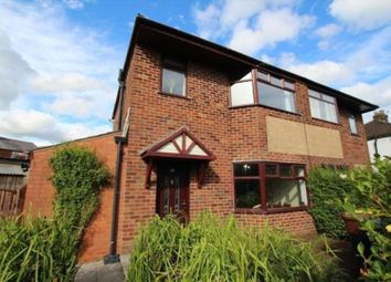 Thumbnail 3 bed semi-detached house for sale in Nook Crescent, Preston