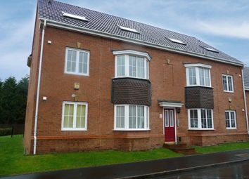 Thumbnail 2 bed flat to rent in Innisfree Close, Wythall, Birmingham