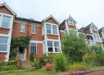 Thumbnail 4 bed terraced house for sale in Winslade Road, Sidmouth