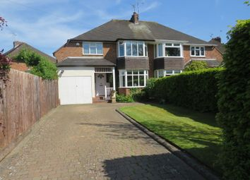Thumbnail Semi-detached house for sale in Malvern Road, Balsall Common, Coventry