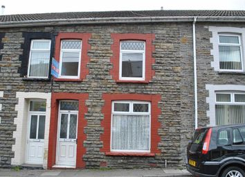 Thumbnail 3 bed terraced house to rent in Jubilee Road, Aberdare, Rhondda Cynon Taff