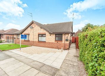 Thumbnail 2 bedroom bungalow for sale in Hotton Close, Hull