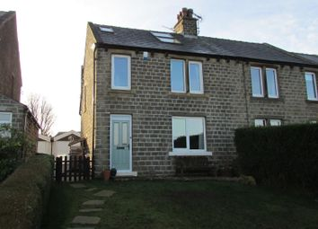 Thumbnail 3 bed semi-detached house for sale in Upper Bank End Road, Holmfirth