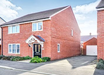 Thumbnail 4 bed detached house for sale in Dorset Crescent, Kingsnorth, Ashford