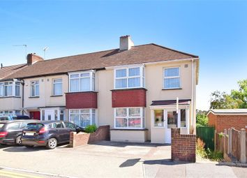Thumbnail 3 bed end terrace house for sale in Pattens Lane, Rochester, Kent
