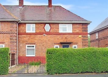Thumbnail 4 bed semi-detached house to rent in Boundary Road, Beeston, Nottingham