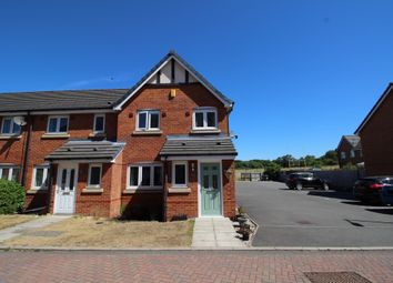 Thumbnail 3 bed end terrace house for sale in Crosland Drive, Helsby, Frodsham