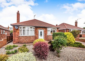 Thumbnail 2 bed bungalow for sale in Hustler Road, Bridlington