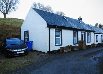 Thumbnail 1 bed property for sale in Symington Street, Leadhills, Biggar