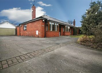 Thumbnail 3 bed detached bungalow for sale in Holmleigh, Runshaw Lane, Euxton, Chorley, Lancashire
