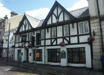 Thumbnail Commercial property for sale in The Arcade, Fore Street, Okehampton