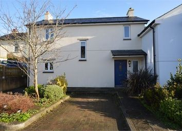 Thumbnail 3 bed semi-detached house to rent in Pippin Mews, Eastern Road, Ashburton, Devon.