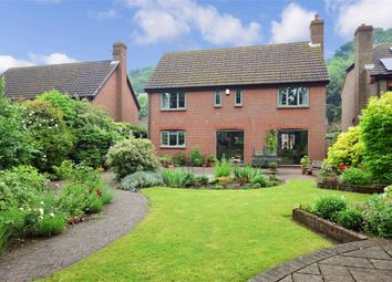 Thumbnail 4 bed detached house for sale in Monastery Avenue, Dover, Kent