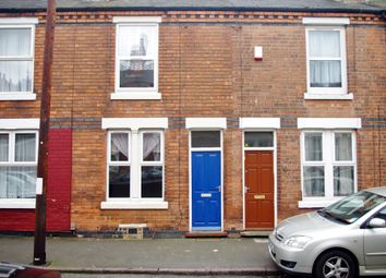 Thumbnail 2 bed terraced house to rent in Gibson Road, Forest Fields, Nottingham