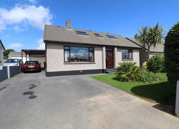 Thumbnail 5 bed bungalow for sale in Trevanion Road, Trewoon, St. Austell