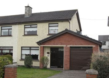 Thumbnail 3 bed semi-detached house for sale in 5 Sherwood, Carlow Town, Carlow