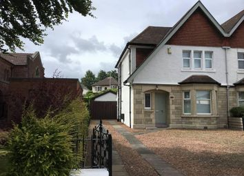 Thumbnail 3 bedroom detached house for sale in Glasgow Road, Paisley