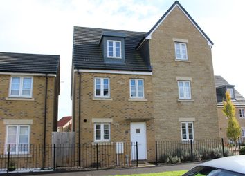 3 bed town house for sale in Falcon Road, Brympton, Yeovil BA22