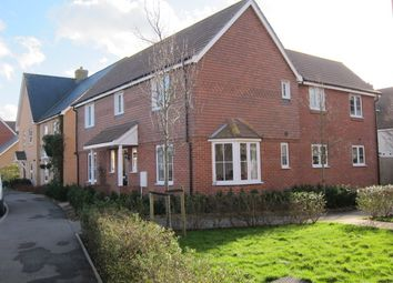 Thumbnail 4 bedroom detached house for sale in Hawksley Crescent, Hailsham