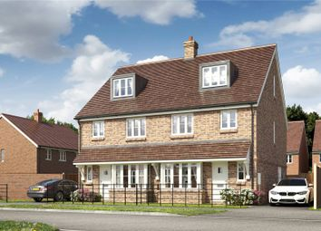 Thumbnail 4 bed semi-detached house for sale in Ambersey Green, Amberstone Road, Hailsham, East Sussex