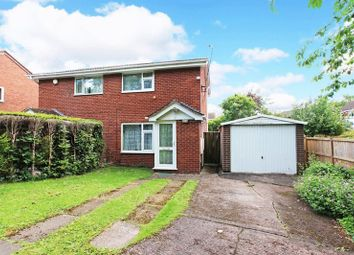 Thumbnail 2 bed semi-detached house for sale in Mercia Drive, Leegomery, Telford