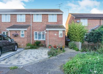 Thumbnail 3 bed semi-detached house for sale in Johnson Way, Ford