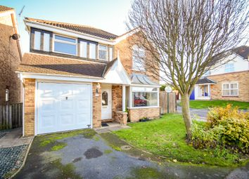 Thumbnail 4 bed detached house for sale in Greenview, New Crofton, Wakefield