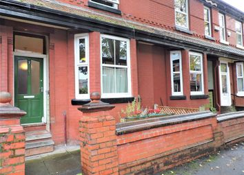 3 bed terraced house for sale in Poplar Avenue, Burnage, Manchester M19