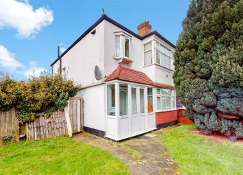 Thumbnail 3 bed semi-detached house for sale in Langham Gardens, Wembley