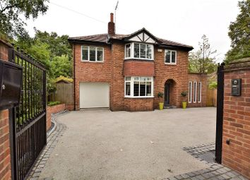 Thumbnail 5 bed detached house for sale in The Crescent, Adel, Leeds, West Yorkshire