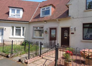 Thumbnail 2 bed terraced house to rent in Gilfoot, Newmilns, East Ayrshire