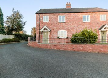 4 bed property for sale in Old Dolphin Lane, Abbots Bromley, Staffordshire WS15