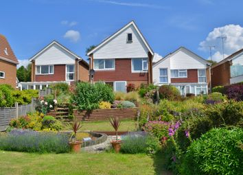 Thumbnail 3 bed detached house for sale in The Pines, Felixstowe