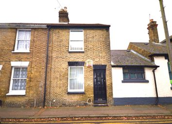 Thumbnail 2 bed terraced house to rent in Westgate Road, Faversham
