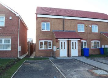 Thumbnail 3 bed mews house to rent in Heather Lea, Blyth