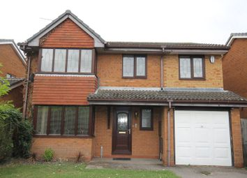 Thumbnail 5 bed detached house for sale in Henney Close, Penkridge, Stafford