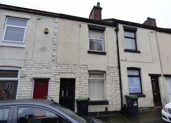 Thumbnail 2 bedroom terraced house for sale in Rutland Street, Hanley, Stoke-On-Trent