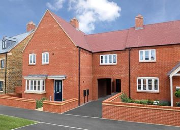 Thumbnail 4 bedroom link-detached house for sale in The Brackens, Radstone Fields, Halse Road, Brackley
