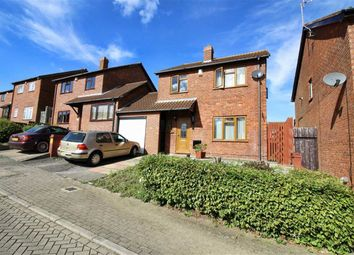 Thumbnail 5 bed detached house for sale in Stamford Avenue, Springfield, Milton Keynes