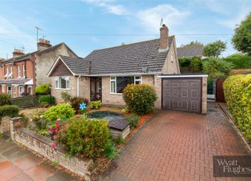 Thumbnail 2 bed detached bungalow for sale in Harold Road, Hastings