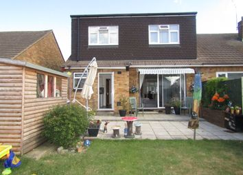 Thumbnail 3 bed property for sale in Canberra Close, Hornchurch
