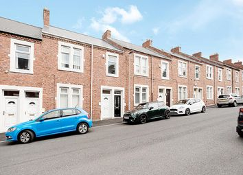 Thumbnail 3 bed flat for sale in Park Terrace, Swalwell, Newcastle Upon Tyne
