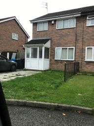 Thumbnail 2 bed semi-detached house for sale in Roswell Court, Liverpool