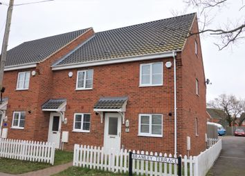 3 bed end terrace house for sale in Chapel Road, Carlton Colville, Lowestoft, Suffolk NR33