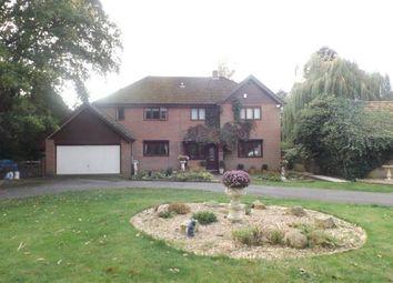 Thumbnail 6 bed detached house for sale in Cutbush Lane, Southampton