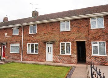 Thumbnail 2 bed terraced house for sale in Murham Avenue, Goole