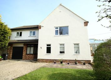 Thumbnail 4 bed detached house for sale in Ham Lane, North End, Yatton, Bristol