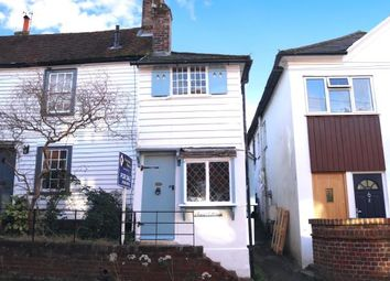 Thumbnail 1 bedroom end terrace house for sale in Fair Lane, Robertsbridge, East Sussex