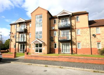 Thumbnail 2 bed flat for sale in Langsett Court, Lakeside, Doncaster